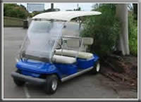 Golf Cars For Hire